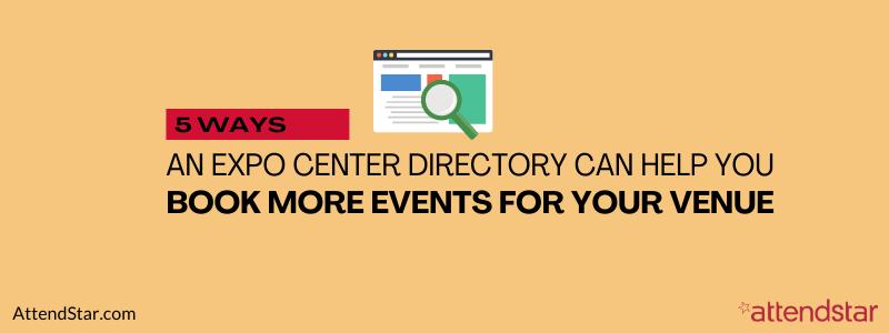 expo center directory